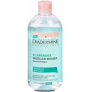 Diadermine Klärendes Mizellen Wasser