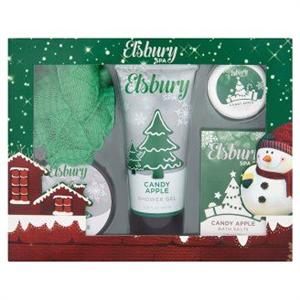 Elsbury Spa Candy Apple Fürdőbomba