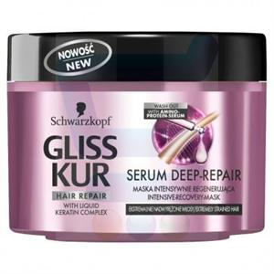 Gliss Kur Serum Deep-Repair Hajpakolás