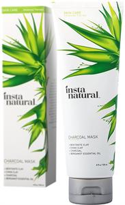 InstaNatural Charcoal Mask
