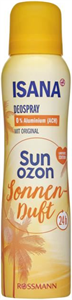Isana Deo Spray Sun Ozon Illattal
