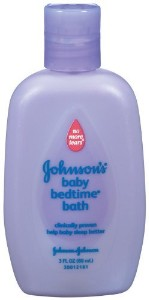 Johnson's Baby Bedtime Bath Habfürdő