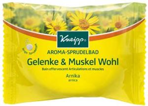 Kneipp Aroma Pezsgőfürdő - Gelenke & Muskel Wohl