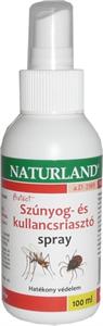 Naturland Protect Szúnyog- és Kullancsriasztó Spray