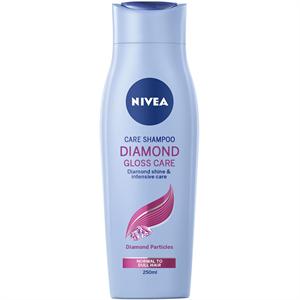 Nivea Diamond Gloss Care Gyémántfény Sampon