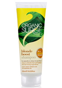 Organic Surge Blonde Boost Shampoo