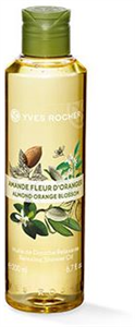 Yves Rocher Plaisirs Nature Mandula-Narancsvirág Tusfürdő Olaj