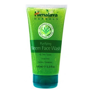 Himalaya Herbals Purifying Neem Face Wash Gel