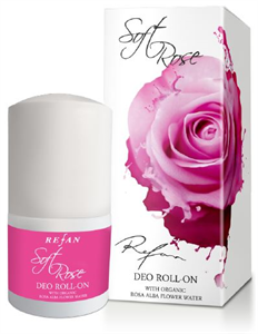 Refan Soft Rose Izzadásgátló Dezodor