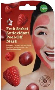 Superdrug Fruit Sorbet Antioxidant Peel-Off Mask
