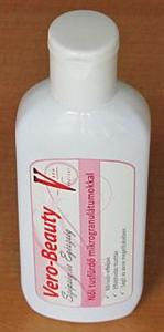 Vero-Beauty Női Tusfürdő Mikrogranulátumokkal