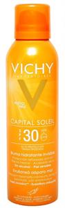 Vichy Capital Soleil Láthatatlan Napvédő Permet SPF30