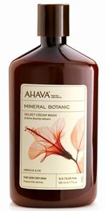 Ahava Mineral Botanic Krémtusfürdő Hibiszkus-Füge