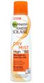 Garnier Ambre Solaire Dry Mist SPF50