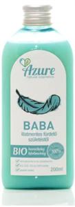Azure Natural Cosmetics Baba Illatmentes Fürdető Születéstől Bio Barackolaj Körömvirág