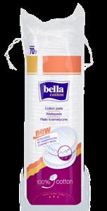 Bella Cotton Zárt Szélű Kozmetikai Vattakorong