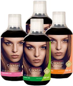 Collagen Cocktail Szépségital Folyékony Kollagénnel