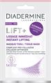 Diadermine Lift+ Fátyolmaszk Azonnali Bőrfeszesítő Hatással