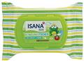 Isana Kids Nedves Tisztítókendő