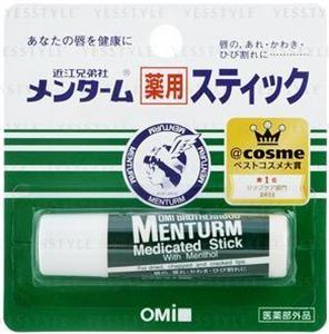 Menturm Medicated Stick With Menthol