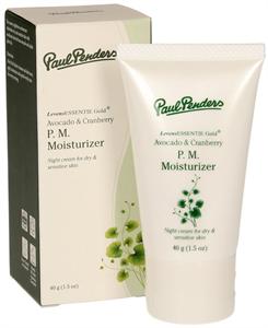 Paul Penders P.M. Moisturizer Avocado&Cranberry