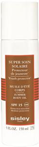 Sisley Super Soin Solaire Huile Soyeuse Summer Body Oil SPF15