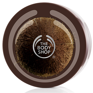 The Body Shop Kókuszos Testradír