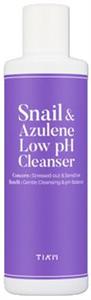 TIA'M Snail & Azulene Low pH Cleanser