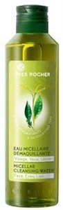 Yves Rocher Micellar Cleansing Water for Face, Eyes and Lips
