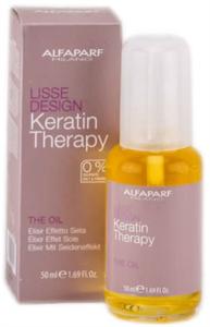 Alfaparf Keratin Therapy Lisse Design The Oil Ápoló Olaj