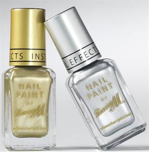 Barry M Instant Nail Effects Foil Körömlakk