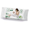 CotOne Bio 100% Pamut Kamillás-Aloe Verás Baba Törlőkendő