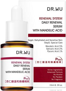 DR.WU Daily Renewal Serum