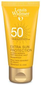 Louis Widmer Extra Sun Protection SPF50