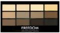 Freedom Makeup Pro 12 Szemhéjpúder Paletta Audacious Mattes