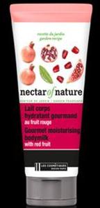 Nectar of Nature Gourmet Moisturising Body Milk with Red Fruit