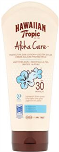 Hawaiian Tropic Aloha Care Protective Lotion SPF30