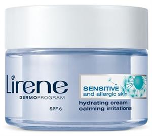 Lirene Healthy Skin Hidratáló és Nyugtató Arckrém