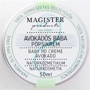 Magister Products Avokádós Baba Popsikrém