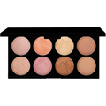 Makeup Revolution Pirosító és Bronzosító Paletta - Golden Sugar 2 Rose Gold