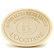 L'Occitane Milk Shea Butter Ultra Gazdag Arc Szappan