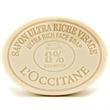 L'Occitane Milk Shea Butter Ultra Gazdag Arc Szappan