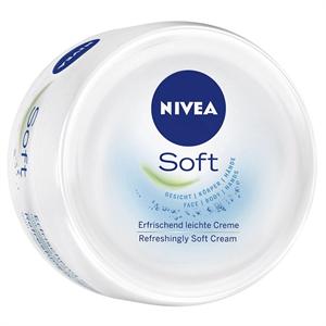 Nivea Soft Intenzív Hidratáló Krém