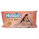 Huggies Soft Skin Baba Törlőkendő