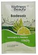 Wellness&Beauty Lemongras & Bambus Fürdősó