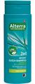 Alterra 2in1 Sport Sampon-Tusfürdő Koffeinnel és Bio Citromfűvel