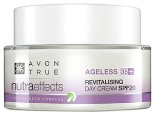 Avon True Nutra Effects Tápláló Nappali Krém SPF20