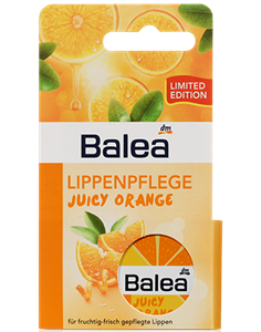 Balea Juicy Orange Ajakápoló
