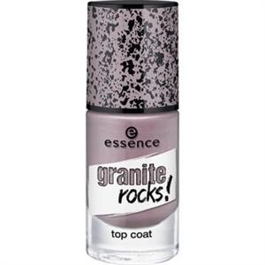 Essence Granite Rocks! Fedőlakk