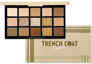 Etude House Play Color Eye Palette - Trench Coat Showroom